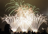 Fireworks 1/6 (makkus1996) Tags: firework new year light night celebration party event sky people canon photography