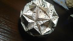 Sea Star kusudama (shanle_origami) Tags: origami kusudama shanle tomokofuse