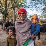 People of Jaipura Garh, Rajasthan, India thumbnail