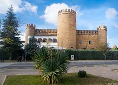 Castillo de Zafra (cvielba) Tags: badajoz castillo centrohistorico parador zafra