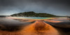 Grand Prismatic Spring (Bernd Thaller) Tags: grandprismaticspring yellowstone nationalpark wyoming us landscape water colors orange vivid panorama hires highresolution sky forest