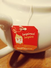 Boh always inspired me. #bohtea  #tea (serambi_udak) Tags: tea bohtea