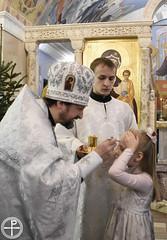 Всенощное бдение в канун праздника Рождества Христова