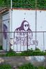 Never Trust Men with Sunglasses (Victoria Lea B) Tags: sicily italy cefalu graffitti warning sunglasses