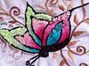 kika krauss 036 (Kika Bordados by Angelica Krauss) Tags: kikakrauss bordadosfeitoàmão butterfly borboletas embroidery embroider crafts artesanatos