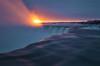 Winter Solitude (JD~PHOTOGRAPHY) Tags: winter winterlandscape winteryscene niagara niagarafalls falls waterfall waterlandscape sunrise nature canada wonderoftheworld canon canon6d