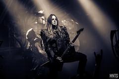 Behemoth - live in Warszawa 2017 fot. Łukasz MNTS Miętka-6
