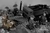 "United Bricks - D-Day Landings ""Hope"" (UnitedBricks) Tags: lego unitedbricks ww2 worldwartwo legoww2 minifigure military army soldier dday medic british toys"