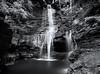 Down Down (EmeraldImaging) Tags: empressfalls bluemountains bluemountainswaterfall waterfall gorge water rocks sunrise sydney thebluemountains