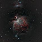M42 & Running Man Nebula HDR - 15.12.2017 thumbnail