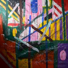 Industrial (Kate O'Kina) Tags: industrial industry painting painter art artist abstract abstraction abstractionism paint