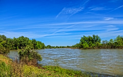 Spring View Of The Payette River (http://fineartamerica.com/profiles/robert-bales.ht) Tags: forupload haybales people photo projects riverstreams toworkon emmett idaho treasurevalley gemcounty floodingriver payetteriver southwesternidaho reflections river scenic water scenicbiway blue rushing outdoors nature cascade whitewater picturesque pristine wilderness mountains payette runningwater idahophotography beautiful sensational spectacular riverphotography panoramic awesome magnificent tributary inspiring inspirational robertbales iphone snakeriver spring runoff