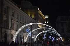 Christmas in Bucharest (WT_fan06) Tags: christmas bucharest craciun bucuresti night light lumina decorations decoratiuni city centre centru old town vechi tradition noapte iarna winter artsy aesthetic 2017 vibes