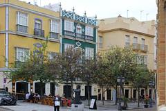 Cadix (hans pohl) Tags: espagne andalousie cadix squares places architecture houses maisons
