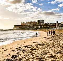 January beach (philbarnes4) Tags: broadstairs thanet kent england vikingbay philbarnes dslr nikond5500 coast coastal