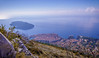 Beyond horizon (Tom Soyyo) Tags: dubrovnik kroatien view panorama city cityscape ocean horizon clouds water travel