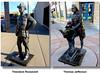 09a Rapid City SD - Presidential Statues 11 (Johns Never Home) Tags: utah wyoming idaho montana southdakota yellowstone tetons badlands mountrushmore crazyhorse devilstower rapidcity powwow saltlakecity jacksonhole