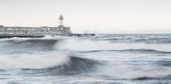Waves 1 (RJ Photographic (900,000 views Thank You)) Tags: jetty waves coast coastal entrance estuary southgare teeside water seascape long exposures lee filters 09 06 soft hard grad