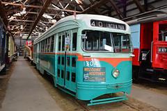 Seashore Trolley Museum #1304 (Jim Strain) Tags: jmstrain trolley tram streetcar railroad railway transit maine kennebunkport seashore museum
