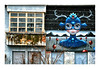 * (PattyK.) Tags: ioannina giannena giannina epirus ipiros balkans hellas ellada greece grecia griechenland mycity whereilive lovelycity snapseed amateurphotographer greek ιωάννινα γιάννενα γιάννινα ήπειροσ βαλκάνια ελλάδα ηπόλημου όμορφηπόλη ευρώπη urban urbanart streetart wallart graffity wall αστικόσ αστικότοπίο γκράφιτυ τοίχοσ μπλε blue deer windows doors