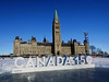 The popular Canada 150 display on Parliament Hill in Ottawa, Ontario (Ullysses) Tags: collineparlement parliamenthill governmentofcanada gouvernementducanada ottawa ontario canada canada150 winter hiver