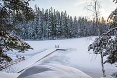 Suolijärvi (Markus Heinonen Photography) Tags: suolijärvi hervanta tampere suomi finland järvi lake winter talvi luonto nature