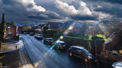 My Road - GFX50S FUJI (YᗩSᗰIᘉᗴ HᗴᘉS +12 000 000 thx❀) Tags: gfx50sfuji road belgrade belgium belgique aaa sky dramatic street hensyasmine yasminehens