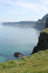 IMG_3728 (avsfan1321) Tags: ireland northernireland unitedkingdom uk countyantrim ballycastle carrickarede carrickarederopebridge nationaltrust landscape green blue ocean atlanticocean