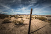 Barbed Wire Down (BP3811) Tags: 2017 arizona blue canyon december safford tripp trippcanyonroad barbed clouds desert dirt down fence fencing landscape post road sand scenic sky weathered wire