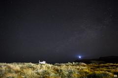 Ermida Virxe do Porto (Meirás) (albertoleiras) Tags: canon1740f4l canon6d ermidameirás ermida virxedoporto nocturna estrellas vialactea milkyway stars galicia