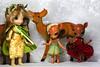 DIRA Deerling ~Deer Faerie 💞 (chartar_69) Tags: charlescreaturecabinet charlesstephan dira deerling 15cm tiny cccbjd