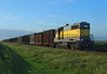 506, Belle Glade, 28 Nov 2017 (Mr Joseph Bloggs) Tags: emdgp402 emd electro motive division gm general motors train freight cargo merci treno sugarcane clewiston bryant belle glade gp402 florida united states sugar corporation america south central express