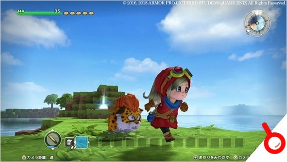 Switch《勇者斗惡龍:建造者》新要素詳細情報