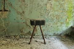 Duga Entertainment Centre (scrappy nw) Tags: duga2 duga3 duga gym hall ukraine pripyat chernobyl chernobyldisaster abandoned scrappy scrappynw canon canon750d decay derelict old interesting urbanexploring ue urbex urbanexplorers forgotten rotten disused