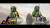 LEGO Boba Fett - ROTJ (AndrewVxtc) Tags: lego star wars custom minifigure boba fett mandalorian mythosaur return jedi rotj sculpted painted toy photography andrewvxtc