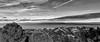 Le Ventoux la tête dans les nuages (Viking furious) Tags: canon700d bw noiretblanc monochrome blackandwhite canonefs24mmf28s white black clouds mountain sun ventoux provence nature