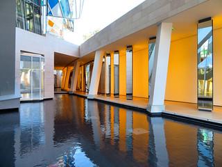 Lower Level, Louis Vuitton Foundation, Paris, France