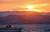 Sunset in Sirmione (crismdl) Tags: barcos boat garda italia italy lago lake lancha pordosol rivadigarda sirmione sunset
