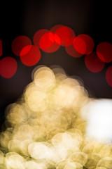 asbury 7 (jfl1066) Tags: bokeh christmastree christmaslights asbury asburypark christmasdecorations blurry
