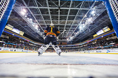 "Kansas City Mavericks vs. Colorado Eagles, December 16, 2017, Silverstein Eye Centers Arena, Independence, Missouri.  Photo: © John Howe / Howe Creative Photography, all rights reserved 2017. • <a style=""font-size:0.8em;"" href=""http://www.flickr.com/photos/134016632@N02/27360161359/"" target=""_blank"">View on Flickr</a>"