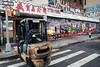 Greetings from Chinatown (Zach K) Tags: greetings from chinatown mural wall art wallart paintings nyc new york city manhattan forklift crosswalk fujifilm fuji xt1 14mm allenstreet