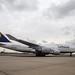 Frankfurt Airport: Lufthansa Boeing 747-430 B744 D-ABVU