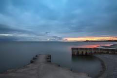 Lake Ontario, Hamilton (angie_1964) Tags: lake ontario canada sunrise dock pier water nature landscape seascape lakeontario nikond850