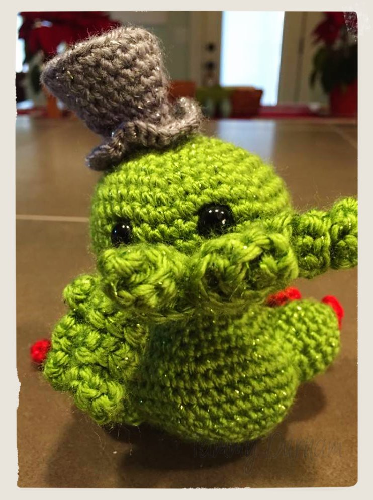 The Worlds Best Photos Of Crochet And Cthulhu Flickr Hive Mind