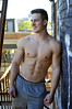 Nick Sandell (2014) (Violentz) Tags: male guy man portrait physique muscle bodybuilder patricklentzphotography