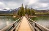 Through the Light (Rich Lonardo Photo) Tags: jasper jaspernationalpark water green mountains canada canon amazing landscape pathway