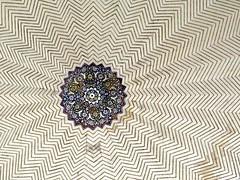 humayun's tomb, New Delhi (gerben more) Tags: ceiling dome painting tombe tomb newdelhi delhi india