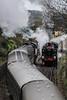 Bypassing Services (Ben_Broomfield) Tags: harmans cross swanagerailway steam smoke swanage standardtank standard ivatt 4mt 80146 80104 41312 santa special december d300