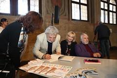 Fiera delle Parole 2017 Padova Paolo Crepet e Gianni Amelio