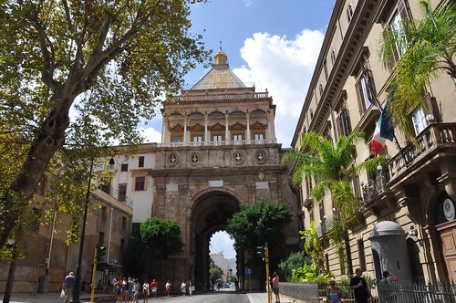 Palermo, Porta Nuova